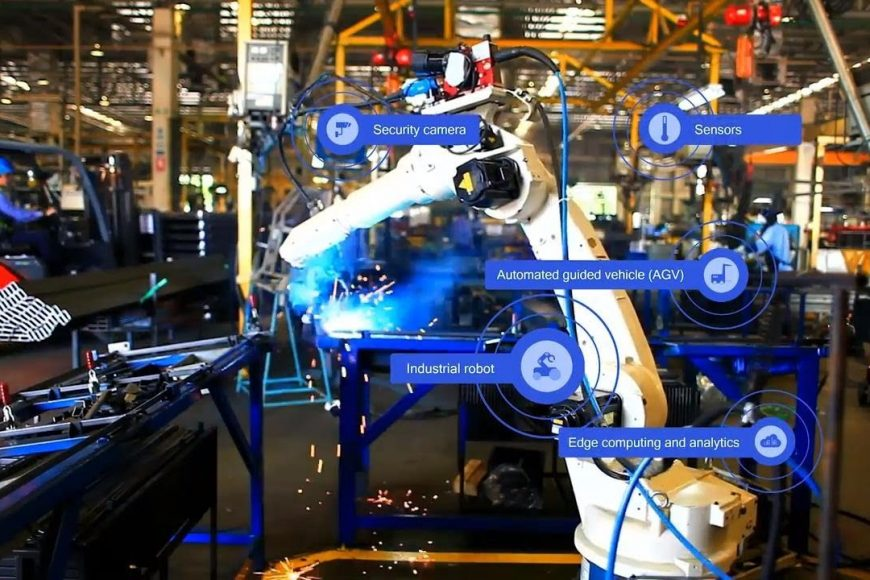 A Powerful Edge for Industrial IoT