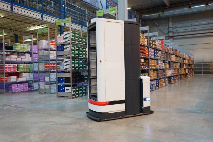 The Autonomous Mobile Robot Market Is Taking Off Like A Rocket Ship