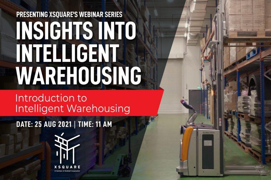 Watch-on-Demand | Series 1: Introduction to Intelligent Warehousing (Basic)
